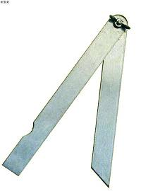 Stahlschmiege 25